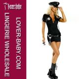 Charming Police Adult Party Costume (L1110)