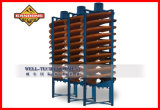 Jiangxi Gandong Spiral Concentrator/Spiral Chute for Recovery Gold Machine