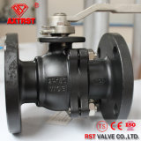 API 2PC 150lb Floating Flanged Wcb Ball Valve (Q41F)