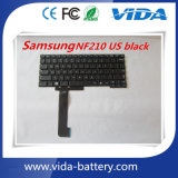 Laptop Keyboard/Mechanical Keyboard for Samsung NF210X123 X128 X130 Black