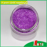 Small Pot Rubber Violet Glitter Now Lower Price