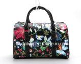 Fashion Imitation Embroidery PU Boston Ladies Hand Bag (BDMC196)