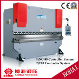 Wd67y 63t/3200 CNC Hydraulic Press Brake Metal Bending Machine