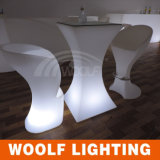 Party Events Used Illuminated LED Light Furniture