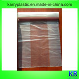 HDPE Flat Shopping Bags, Freezer Bags on Roll
