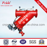 Automatic Brushaway Water Filter System for Industrial Water Treatment