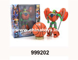 Educational Gift Plastic Robot Children Toys (999202)