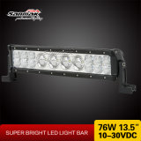 """Mix Row 76W 13.5"""" CREE LED Light Bar for off-Road"""
