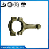OEM Customized Steel Forging Connecting Rod/Link Rod/Pitman for Engine Parts