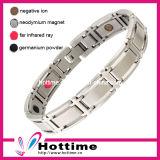 Hottime Jewelry Bio Magnetic Titanium Bracelet