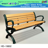 Wooden Leisure Chair with Backrest (HD-19802)
