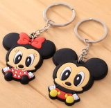 Craft 3D Cartoon Key Chain for Promotional Gift
