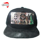 Customed Boy Metal Snapback Baseball Caps