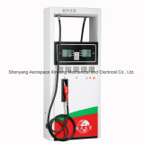 Fuel Dispenser with Two Nozzles and Four LCD Displays (Product: gasoline, diesel, kerosene)