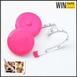 Hot Sale Pink Fashionable Custom Fancy Tape Measure (RT-116)