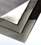 Flexible Graphite Sheet Roll with Tanged Metal Foil