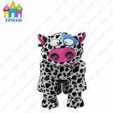 Indoor Outdoor Zippy Milk Cow Kids Park Toy Animal Car for Sale