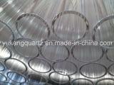 Good Appearance Transparent Qartz Glass Tube for Sale