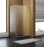 Rectangular Shower Frameless Sliding Room Shower Enclosure