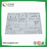 Electronic Refrigerator PCB Board with White Solder Mask