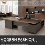 Modern Office Furniture Wooden L Shape Executive Desk (HY-0893)