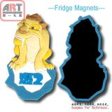 Soft PVC Rubber 3D Fridge Magnet & Promotion Gifts