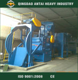 Tumble Shot Blasting Machine for Cleaning Small Steel Parts