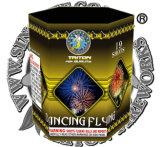 Dancing Flying 19 Shots Fireworks/ Cake Fireworks/ Lowest Price
