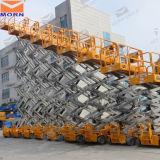 12m Self Propelled Table Lift Mechanism