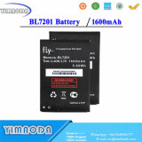 Bl7201 1600mAh High Quality Mobile Phone Battery for Fly Bl7201 Iq445 Accumulator