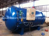 China Manufacturer Rubber Tyre Vulcanizing Tank