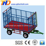 Powder Coated Cotton Carrier Trailer with ISO
