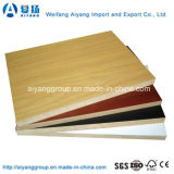 Export Standard Raw/Laminatd MDF (2.0-25mm)