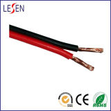 Red Black Speaker Cables with Oxygen-Free Copper or CCA Conductor, CE Certified