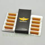 2013 Patent New Mini-T Electronic Cigarette with 100% Sealed Tank Cartridge