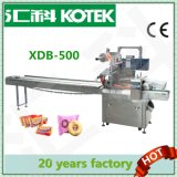 3 Servos Full-Automatic Efficient Food Packaging Machine Automatic Bakery Equipment with Ce Approved