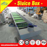 Gold Mat, Gold Grass Carpet, Gold Sluice Box with Gold Mat for Gold Ore Capture