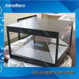 3D Holographic Pyramid Display Box / Hologam Showcase for Best Price