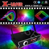 3W Full Color Laser Light, X-Laser Light, Christmas Lighting, Holiday Lighting, Disco Light