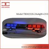 LED Emergency Warning Flashing Light Bar with Speaker