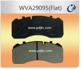 Truck Brake Pads for Iveco Wva29095