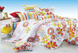 100% Microfiber Disperse Printing Bed Sheet Sets