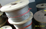 4.0mm7x7 Stainless Steel Strand Wire Rope and Cables