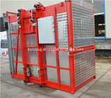 Sc200/200 Double Cage Construction Lifter