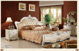 Luxury with Leather Bed P17#