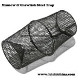 Wholesale Top Grade Minnow & Crawfish Steel Trap