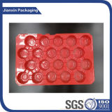 Plastic Round Fruit Packaging Tray