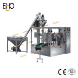 Automatic Rotary Bag Given Spout Bag Packing Machine for Liquid Detergent