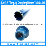 Long Lifespan Diamond Cutting Hard Rock Tool