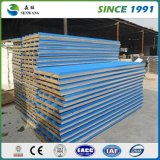 with Color Steel Sheet Surface Fireproof Compound Board